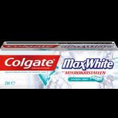 Bild: Colgate Total Zahncreme Max White Mini