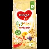 Bild: Milupa Müsli mit Früchten