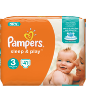 Bild: Pampers Sleep & Play Gr.3 (4-9kg)