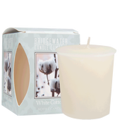 Bild: Bridgewater Candle Company Votivkerze White Cotton