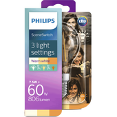 Bild: PHILIPS SceneSwitch LED Lampe 60W