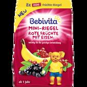 Bild: Bebivita Bärenstark Früchte Riegel