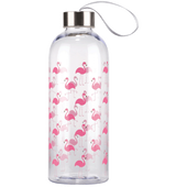 Bild: LOOK BY BIPA Trinkflasche Flamingo 1000ml