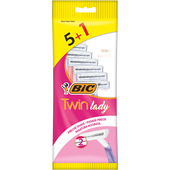 Bild: BIC Twin Lady Sensitive Rasierer