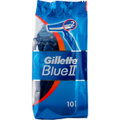 Bild: Gillette Blue II Einwegrasierer