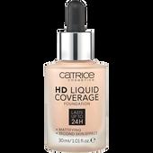 Bild: Catrice HD Liquid Coverage Foundation 10 light beige