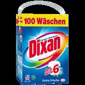 Bild: Dixan Waschmittel Pulver Extra Frische