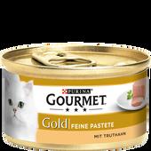 Bild: GOURMET Gold Feine Pastete mit Truthahn