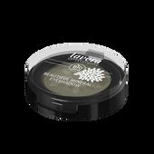 Bild: lavera Beautiful Mineral Eyeshadow green olive