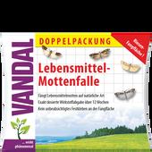 Bild: VANDAL Lebensmittel-Mottenfalle Doppelpackung