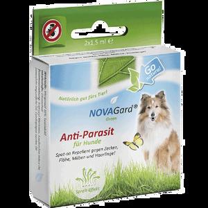 Bild: NOVAGard Green Anti-Parasit Spot-On für Hunde