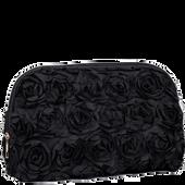 Bild: LOOK BY BIPA Kosmetiktasche mit  Blumen groß