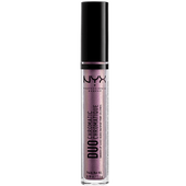 Bild: NYX Professional Make-up Duo Chromatic Lip Gloss gypsy