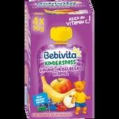 Bild: Bebivita Banane-Heidelbeere in Apfel