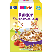 Bild: HiPP Kinder Knsuper Müsli
