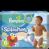 Bild: Pampers Splashers Schwimmwindeln Gr. 6 17+kg