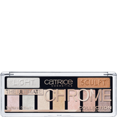 Bild: Catrice Ultimate Chrome Collection Eyeshadow Palette