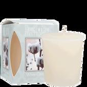 Bild: Bridgewater Candle Company Votivkerze White Cotton