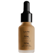Bild: NYX Professional Make-up Total Control Drop Foundation cappuccino