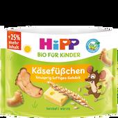 Bild: HiPP Kinder Käsefüßchen