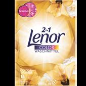 Bild: Lenor 2in1 Colorwaschmittel Pulver goldene Orchidee