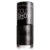 Bild: MAYBELLINE Colorshow Nagellack black magic