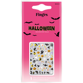 Bild: Fing'rs Halloween Nagelsticker