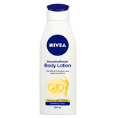 Bild: NIVEA Hautstraffende Body Lotion Q10plus