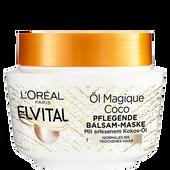Bild: L'ORÉAL PARIS ELVITAL Öl Magique Coco Balsam-Maske