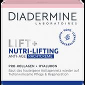 Bild: DIADERMINE LIFT+ Nutritive Anti-Falten Nachtpflege
