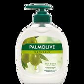 Bild: Palmolive Naturals Flüssigseife Olive & Milch