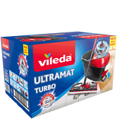 Bild: vileda Ultramat Turbo Set