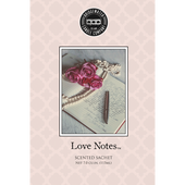 Bild: Bridgewater Candle Company Duftsachet Love Notes