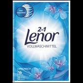 Bild: Lenor 2in1 Vollwaschmittel Pulver Aprilfrisch