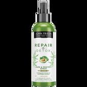 Bild: JOHN FRIEDA Repair & Detox Care & Protect Spray