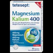 Bild: tetesept: Magnesium Kalium Tabletten 400