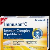 Bild: tetesept: Immusan C Immun Complex Depot-Tabletten