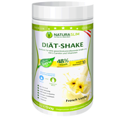 Bild: NATURASLIM Diät - Shake French Vanilla