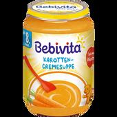 Bild: Bebivita Karotten-Cremesuppe