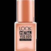 Bild: LOOK BY BIPA Metal Vision Nagellack copper cage