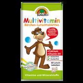 Bild: Sunlife Multivitamin Bärchen Lutschtabletten