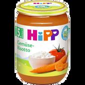 Bild: HiPP Gemüse Risotto