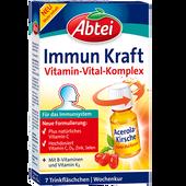 Bild: Abtei Immun Kraft Vitamin-Vital-Komplex Trinkfläschchen