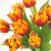 Bild: Paper + Design Servietten Tulips for you
