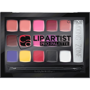 Bild: Catrice Lip Artist PRO Palette