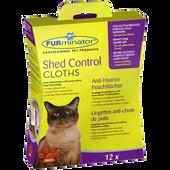 Bild: FURminator Shed Control Anti-Haaren Feuchttücher Katze