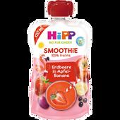 Bild: HiPP Smoothie Mix - Sonst Nix, Rote Früchte in Apfel-Banane