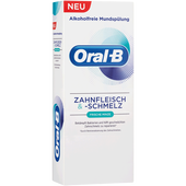 Bild: Oral-B Mundspülung Zahn & Zahnschmelz extra frisch
