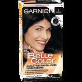 Bild: GARNIER Belle Color Coloration schwarz