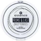 Bild: essence Prime & Last Jumbo Fixing Powder